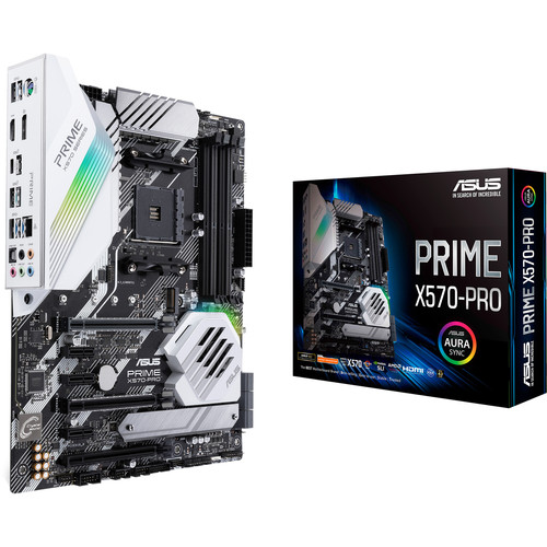 ASUS PRIME X570-PRO AM4 ATX Motherboard