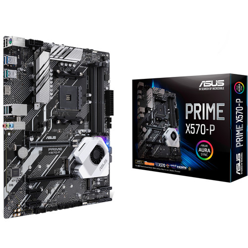 ASUS PRIME X570-P AM4 ATX Motherboard