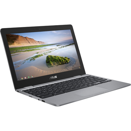 "ASUS 11.6"" 32GB Chromebook 12 (Gray)"