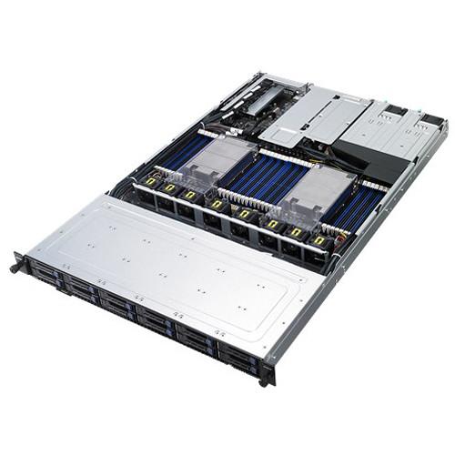 "ASUS AMD EPYC Platform 1U Server with 12 - 2.5"" Storage Bays"