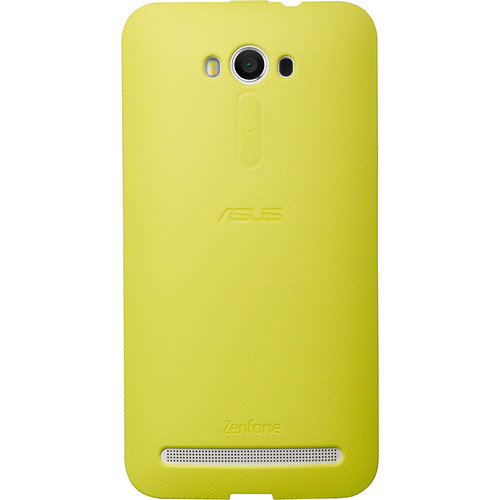 ASUS Bumper Case for ZenFone 2 Laser (Yellow)