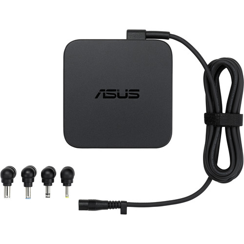 ASUS 90W Universal Notebook Square Adapter (Black)