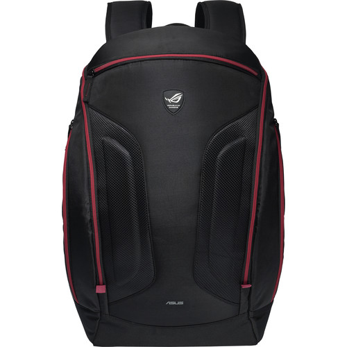 "ASUS Republic of Gamers Shuttle Backpack for up to 17"" Laptop (Black)"