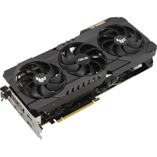 ASUS TUF GAMING GeForce RTX 3090 OC Graphics Card