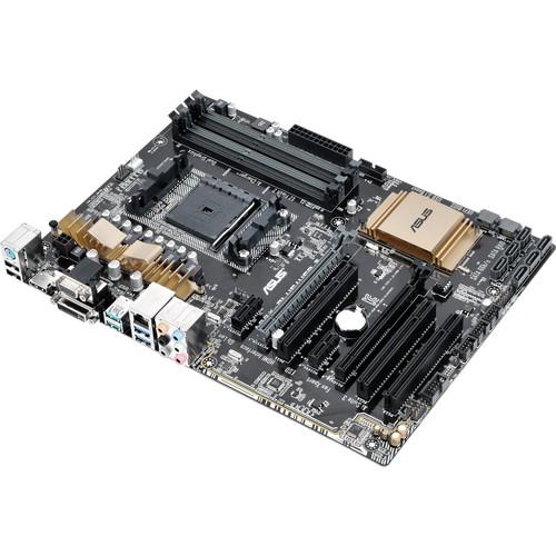 ASUS A88X-PLUS/USB 3.1 FM2+ ATX Motherboard