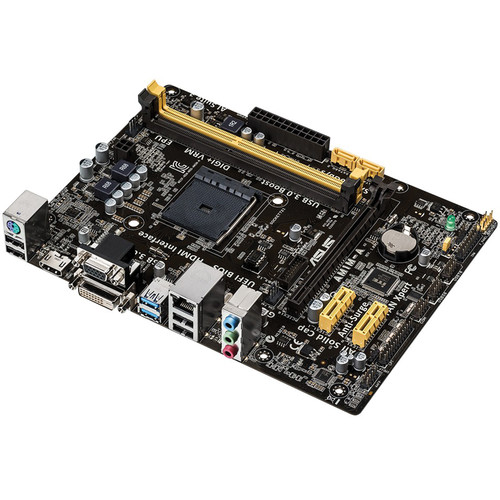 ASUS AM1M-A Micro-ATX Motherboard