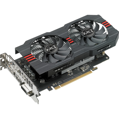 ASUS AREZ RX 560 O4G OC Edition Graphics Card