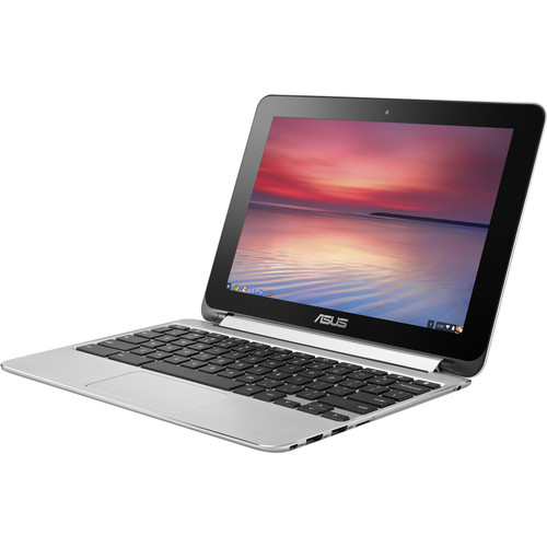 "ASUS 10.1"" Chromebook Flip C100PA 32GB Multi-Touch 2-in-1 Chromebook"