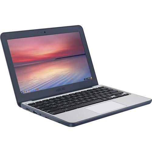 """ASUS 11.6"""" C202SA Series 16GB Chromebook"""