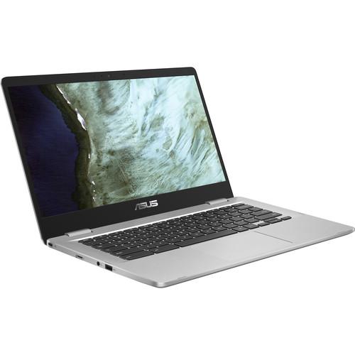 """ASUS 14"""" 32GB C423 Chromebook"""