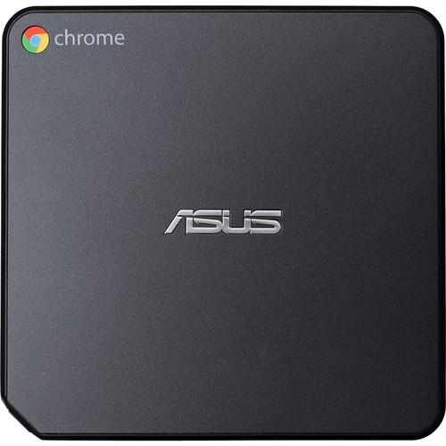 ASUS Chromebox 2 CN62 Desktop Computer (Gun Gray)