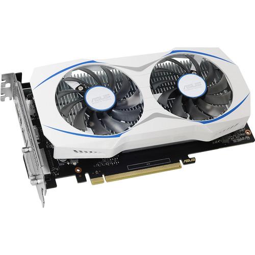ASUS Dual GeForce GTX 1050 Ti Graphics Card