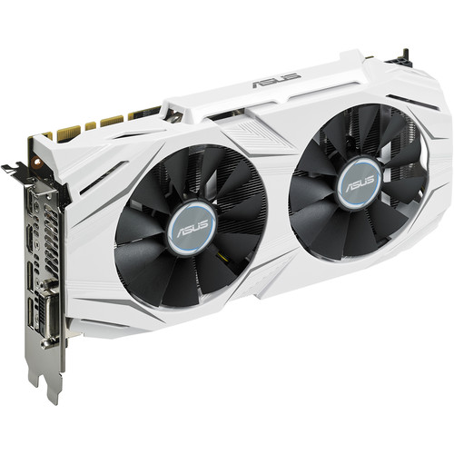 ASUS Dual OC GeForce GTX 1070 Graphics Card