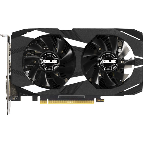 ASUS Dual GeForce GTX 1650 OC Edition Graphics Card