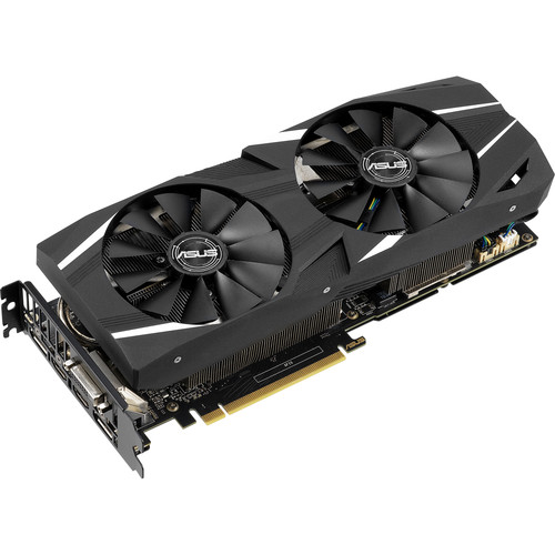 ASUS Dual GeForce RTX 2060 Advanced Edition Graphics Card