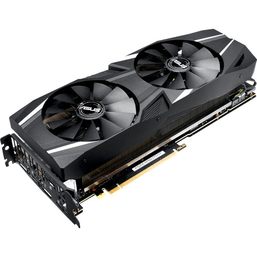 ASUS Dual GeForce RTX 2080 OC Graphics Card