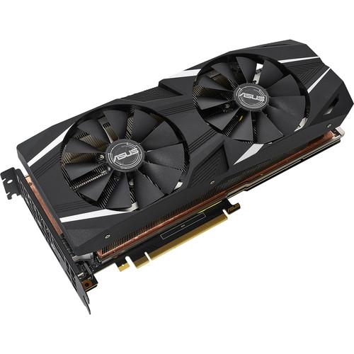 ASUS Dual GeForce RTX 2080 Ti Advanced Edition Graphics Card