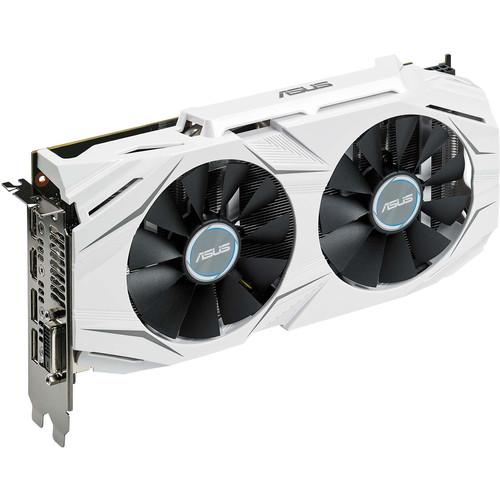 ASUS Dual OC Radeon RX 480 Graphics Card