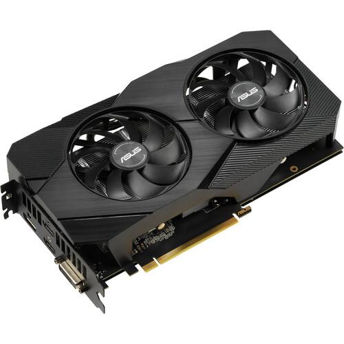 Tarjeta gráfica ASUS Dual GeForce RTX 2060 EVO OC Edition