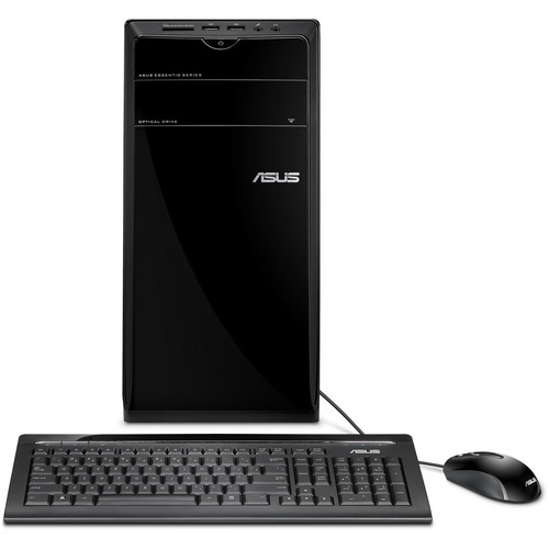 ASUS Essentio CM6730-US009S Desktop Computer