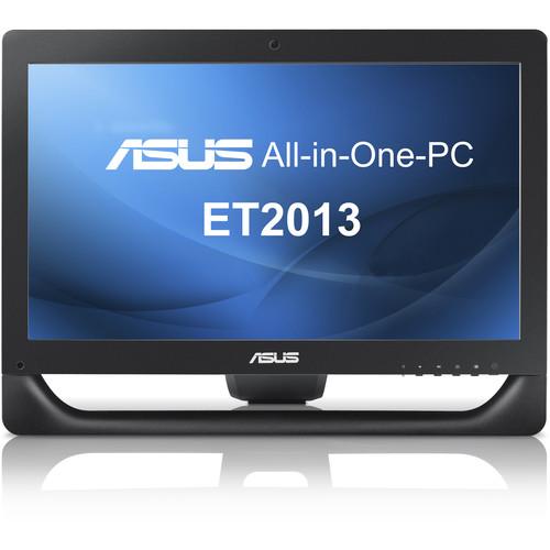 "ASUS ET2013IUTI-04 20"" Multi-Touch All-in-One Desktop Computer (Black)"
