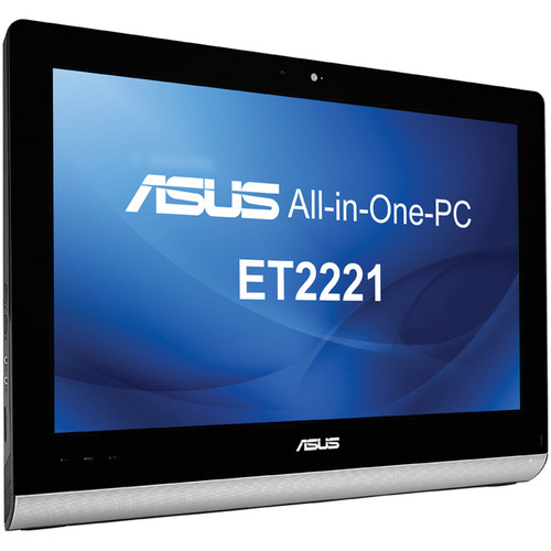 "ASUS ET2221IUTH-03 21.5"" Multi-Touch All-in-One Desktop Computer (Black)"