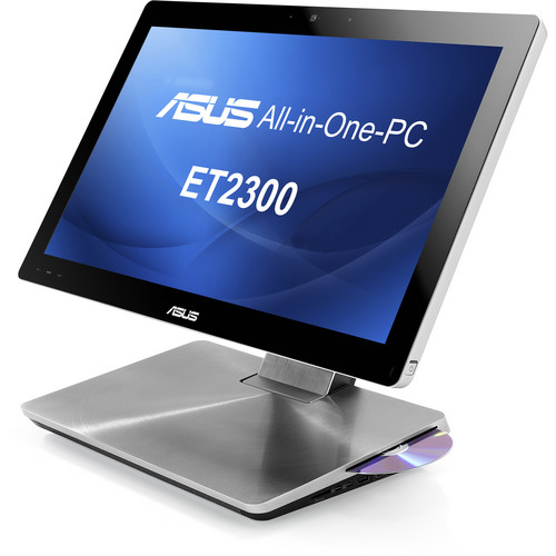 "ASUS All-in-One ET2300INTI-B040K 23"" Multi-Touch Desktop Computer"