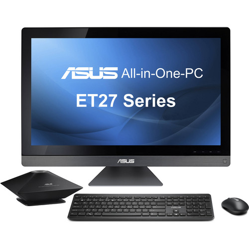 "ASUS All-in-One ET2701INKI-B029K 27"" Desktop Computer"
