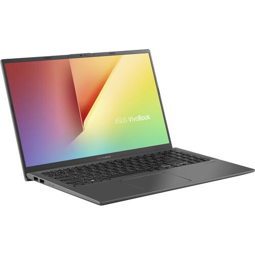 """ASUS 15.6"""" VivoBook 15 F512DA Laptop (Ryzen 5, 8GB DDR4, 256GB SSD, Radeon Vega 8, Slate Gray)"""