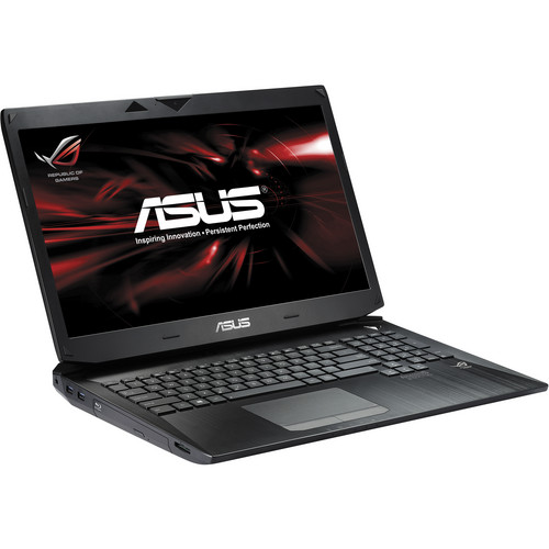 """ASUS Republic of Gamers G750JH-DB71 17.3"""" Notebook Computer (Black)"""