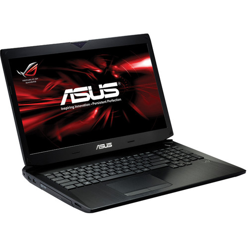 "ASUS Republic of Gamers G750JW-DB71 17.3"" Notebook Computer (Black)"