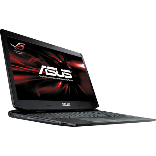 """ASUS Republic of Gamers G750JW-DH71 17.3"""" Notebook Computer (Black)"""