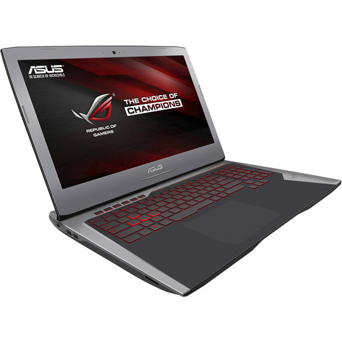 "ASUS 17.3"" Republic of Gamers G752VL Series Multi-Touch Notebook"