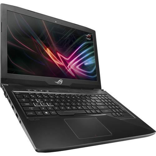 """ASUS i7-7700HQ/ 2.8GHz/ 16GB/ 1TB + 256 SSD M.2/ Windows 10/ 15.6"""""""