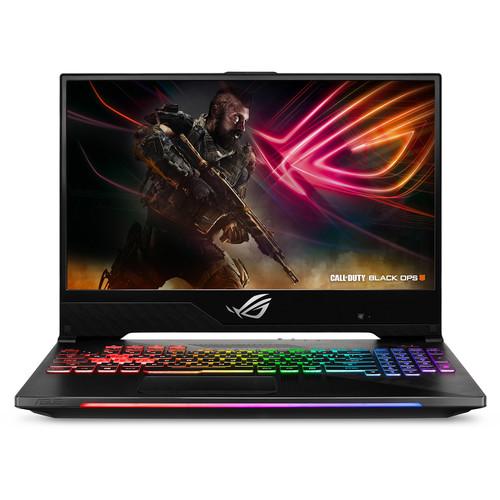 """ASUS 15.6"""" Republic of Gamers GL504 Notebook (Gunmetal)"""