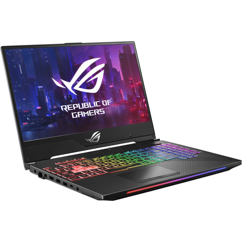 """ASUS 15.6"""" Republic of Gamers Strix SCAR II Gaming Laptop"""
