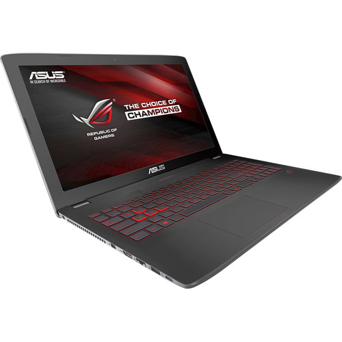 "ASUS 15.6"" Republic of Gamers GL552VW Gaming Notebook"