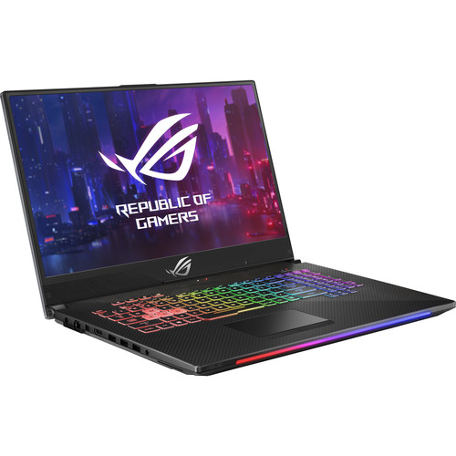 """ASUS 17.3"""" Republic of Gamers Strix SCAR II Gaming Laptop"""
