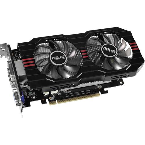 ASUS NVIDIA GeForce GTX 750 Ti Graphics Card