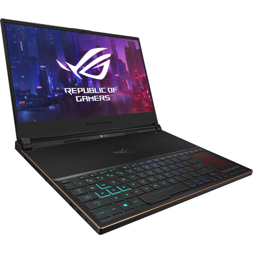 "ASUS 15.6"" Republic of Gamers Zephyrus S GX531GX Gaming Laptop"