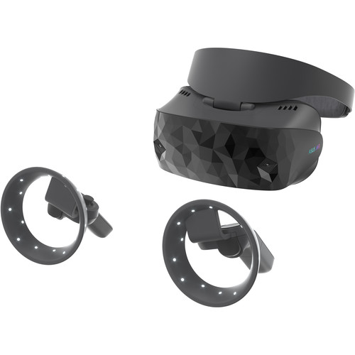 ASUS Mixed Reality Headset with Two Motion Controllers