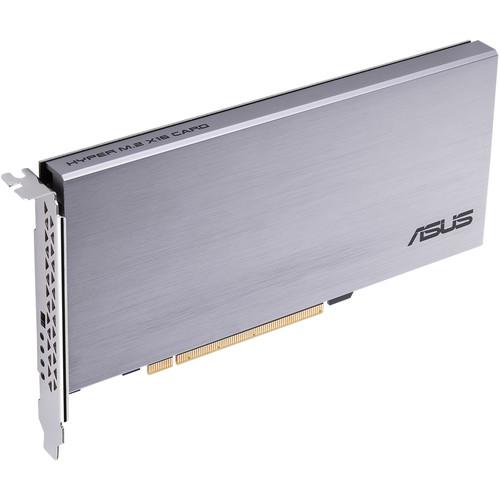 ASUS HYPER M.2 x16 PCIe Expansion Card