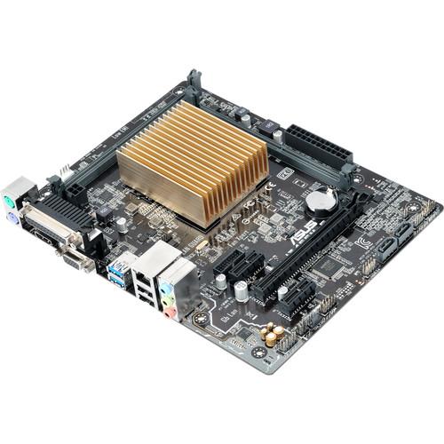 ASUS J3455M-E Fanless Micro ATX Motherboard