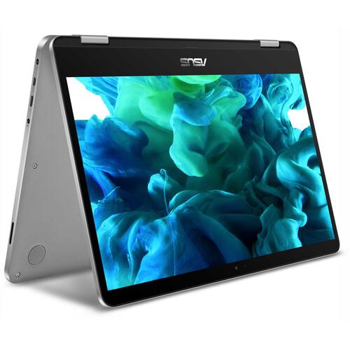"ASUS 14"" VivoBook Flip 14 J401MA Multi-Touch 2-in-1 Laptop"
