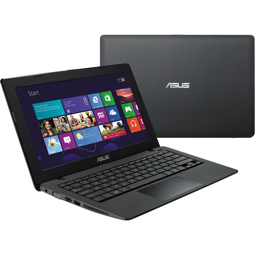 "ASUS K200MA-DS01T 11.6"" Multi-Touch Notebook Computer (Matte Black)"