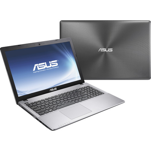 "ASUS K550CA-DH31T 15.6"" Multi-Touch Notebook Computer (Silver)"