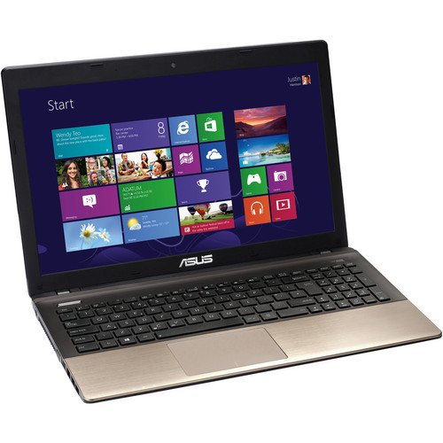 "ASUS K55A-DS71 15.6"" Notebook Computer (Mocha)"