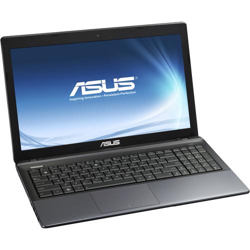 "ASUS K55N-DS81 15.6"" Notebook Computer (Black)"