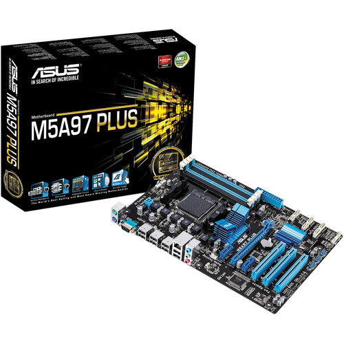 ASUS M5A97 PLUS Motherboard