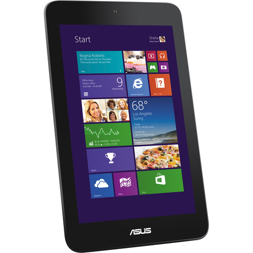 "ASUS 64GB VivoTab Note 8 Multi-Touch 8"" Tablet (Black, Wi-Fi Only)"